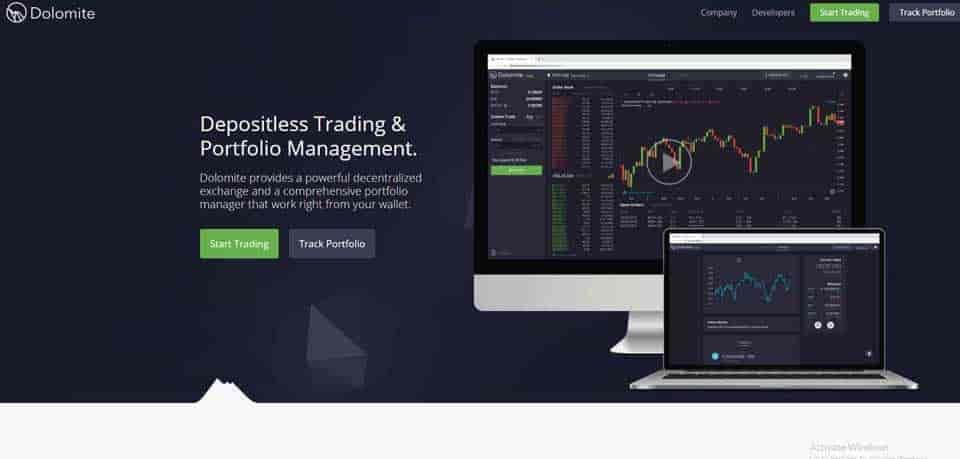Dolomite portfolio management