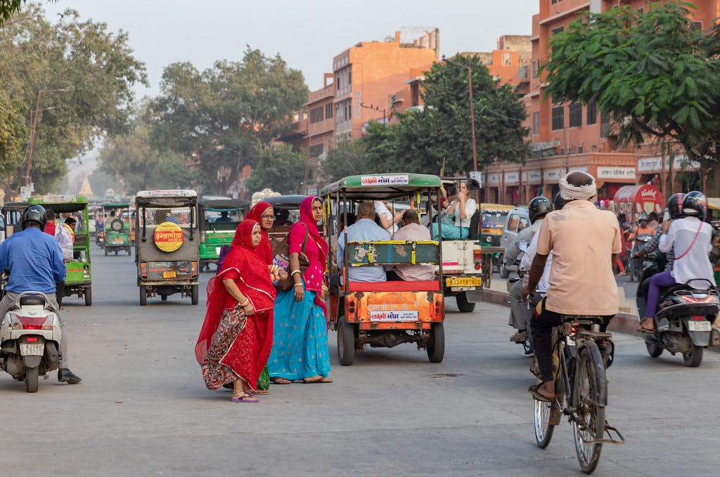 Capital of Rajasthan and its people