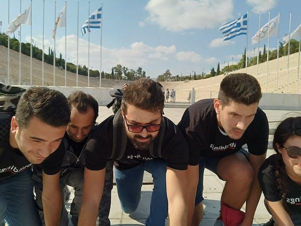 Team building Atene