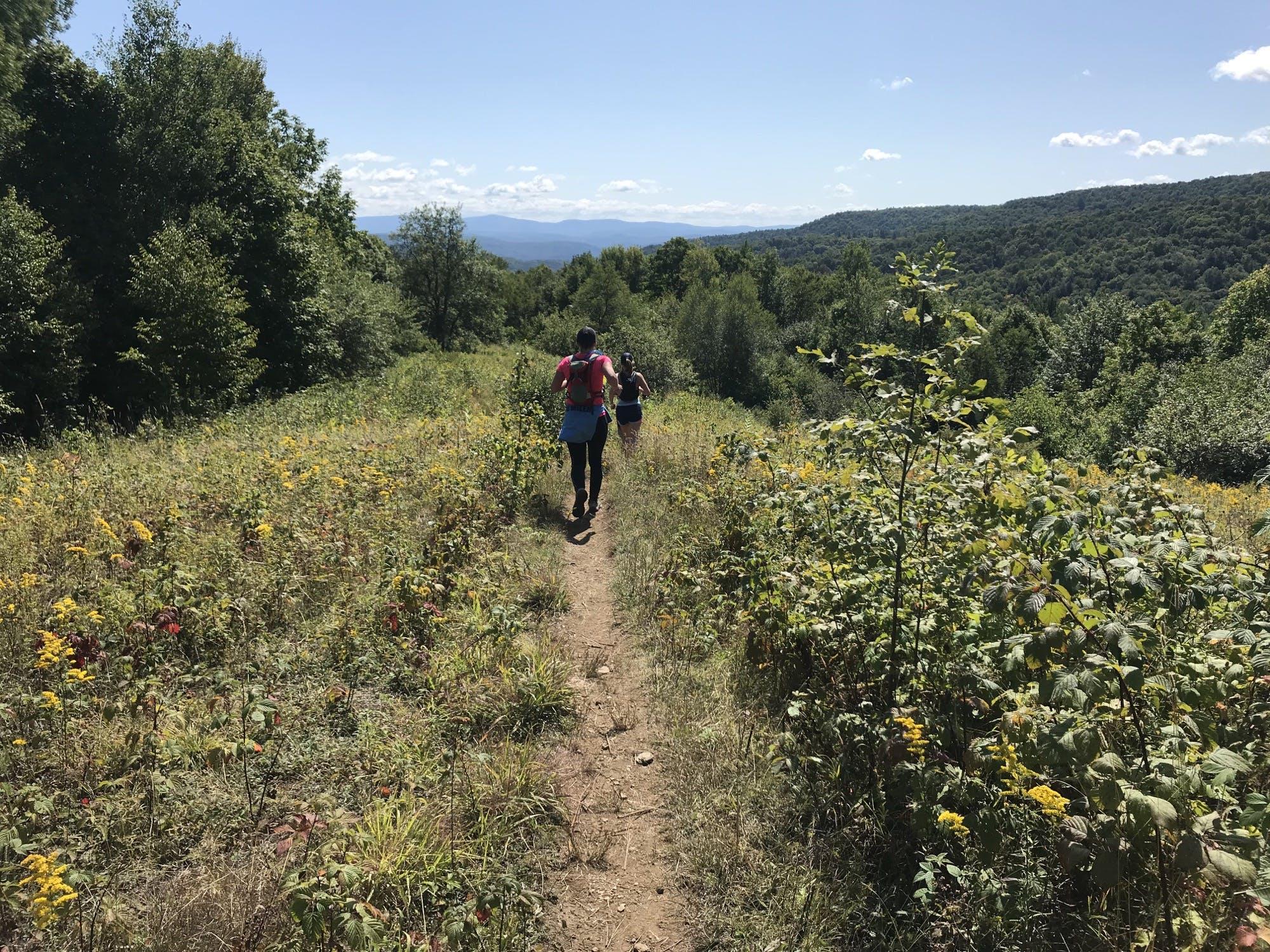 9/7 A 25 miler in Pomfret