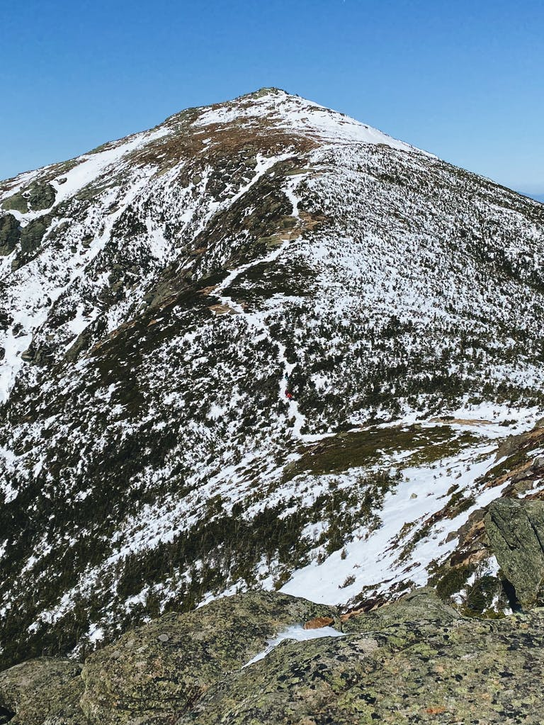 Featured Image: Franconia Ridge in the Sun