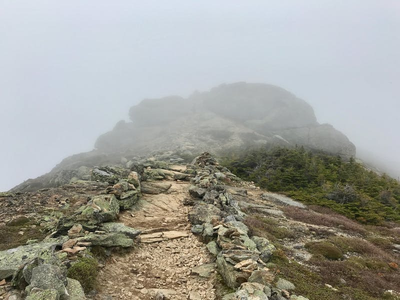 Memorial Day on Franconia Ridge