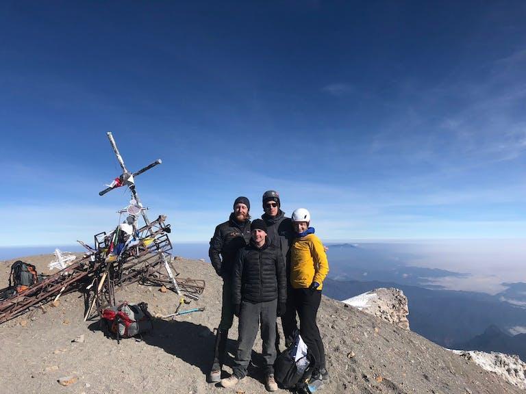 Featured Image: Pico de Orizaba