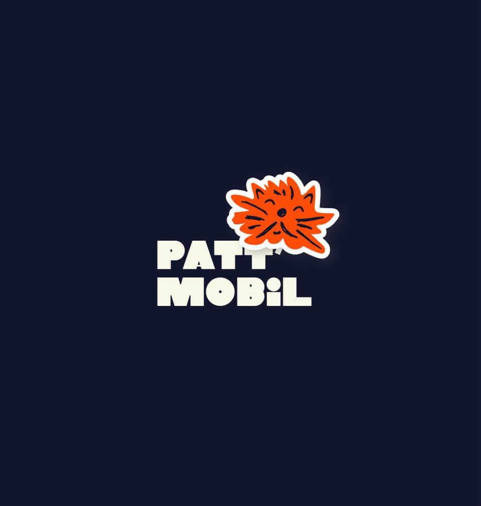 Pattmobil main logotype