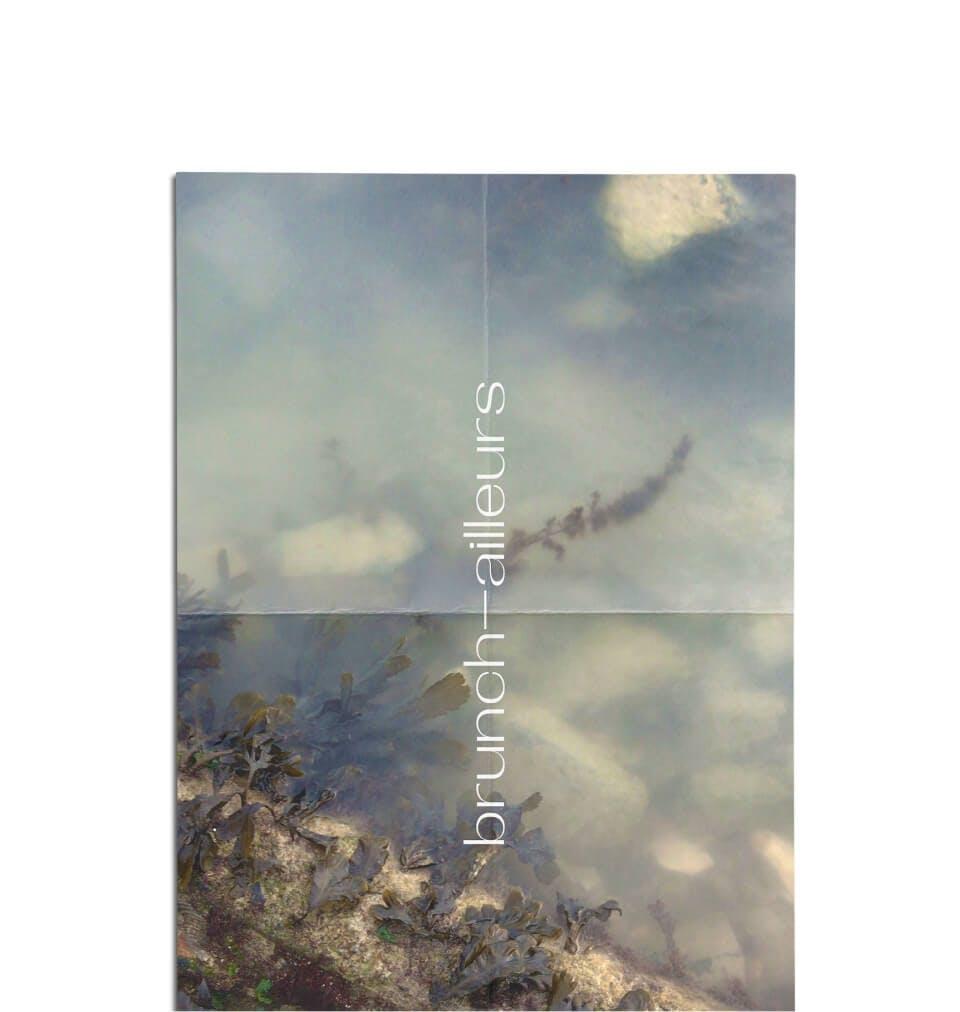 Brunch—Ailleurs Poster