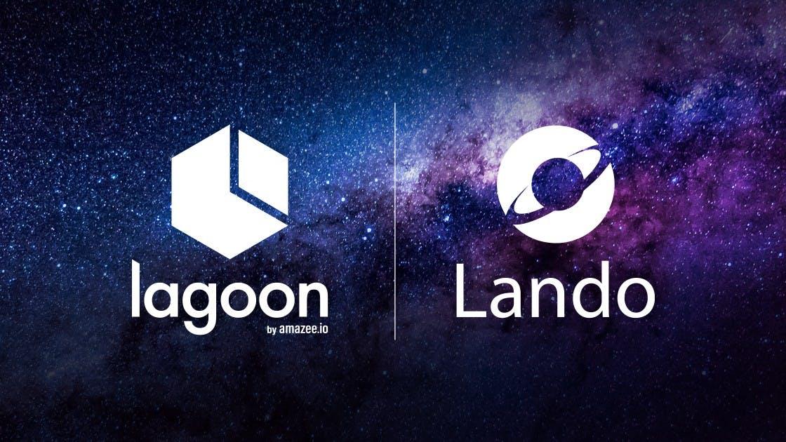 Lagoon + Lando Graphic