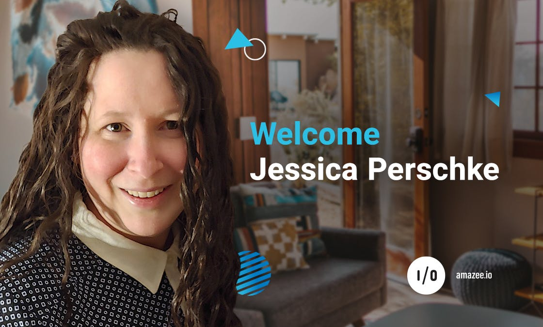 Welcome Jessica Perschke to amazee.io