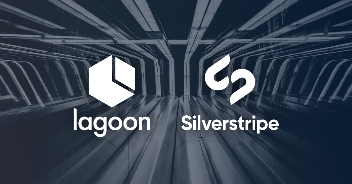 Lagoon supports Silverstripe and many other content management systems
