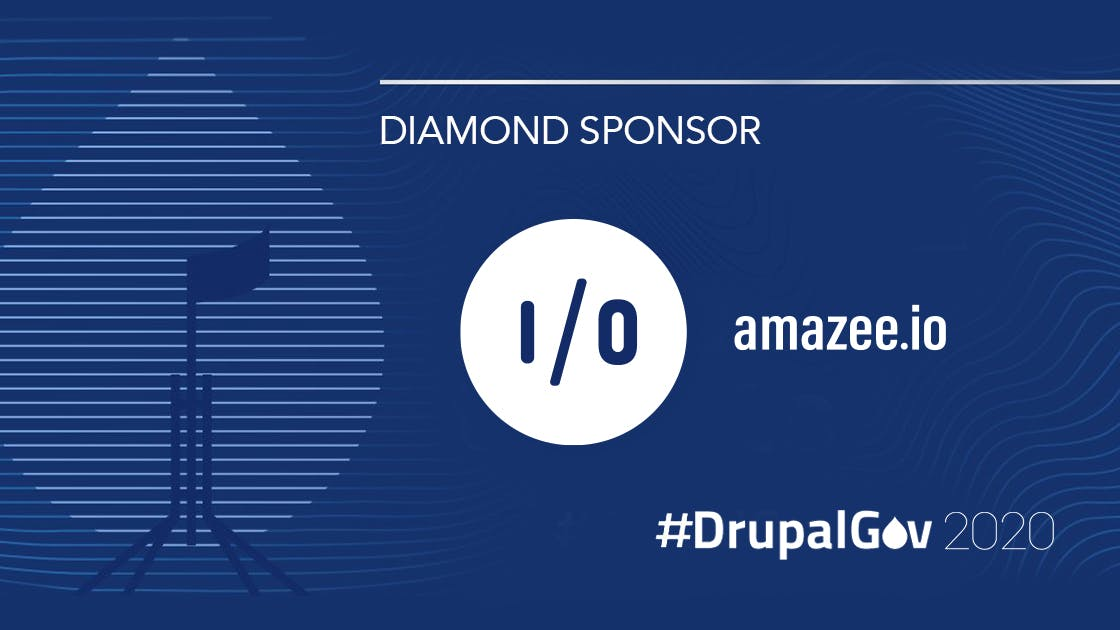 DrupalGov 2020 is an event dedicated to the Australian and New Zealand government sector