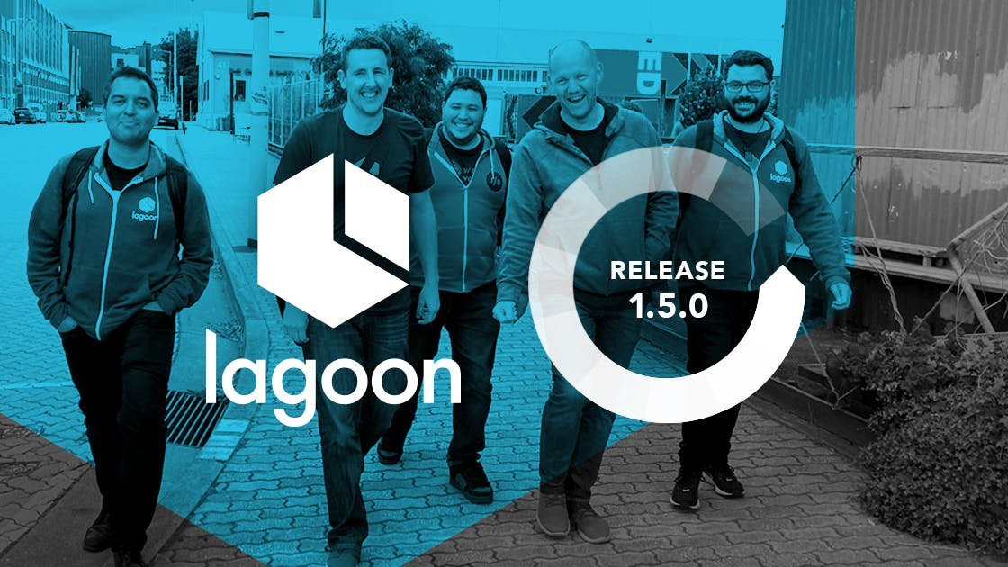Lagoon 1.5.0 Release Notes