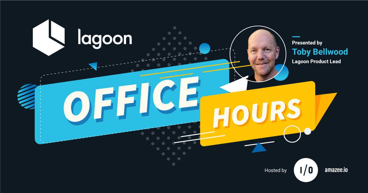 amazee.io Lagoon Office Hours