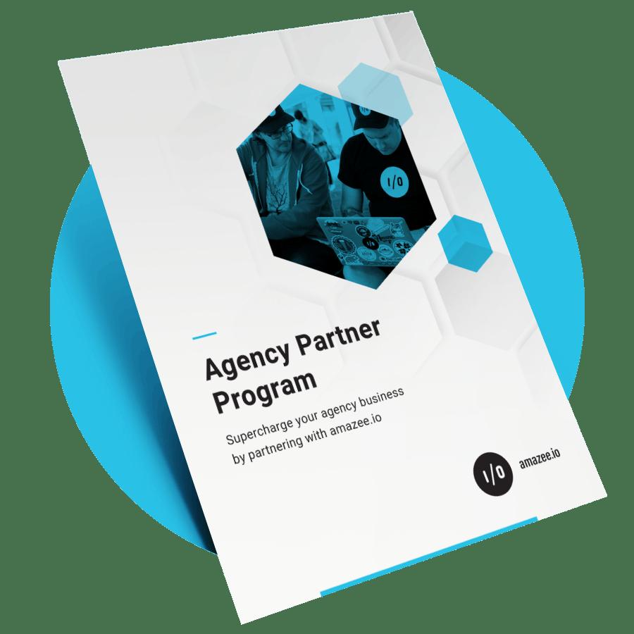 Agency Partner Program Brochure
