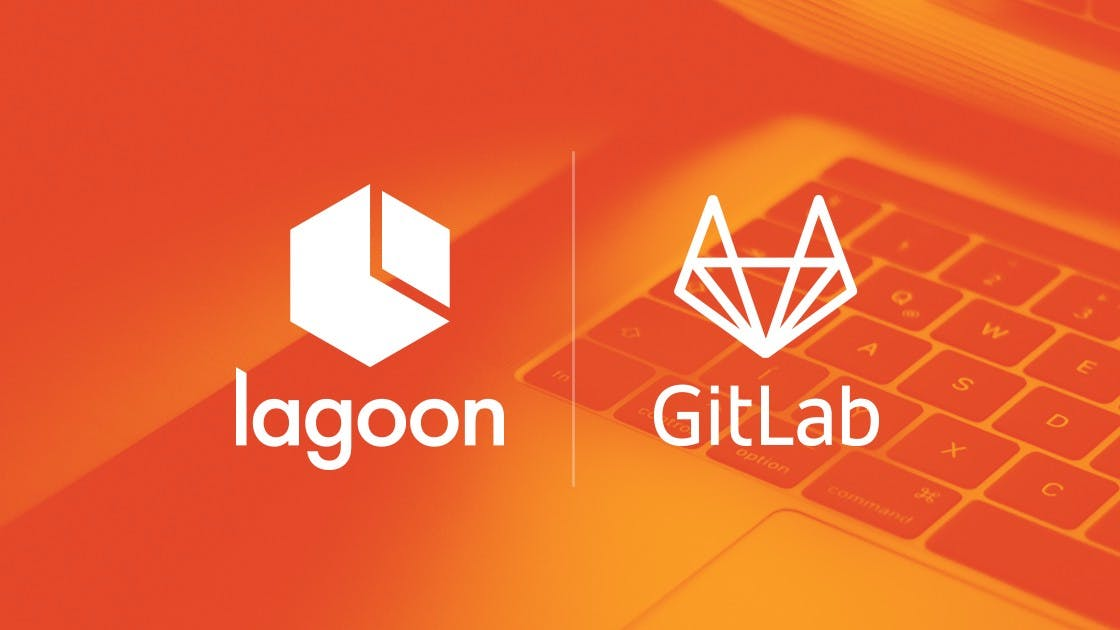 Lagoon + GitLab Graphic