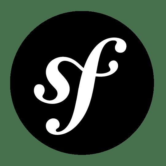 Logo Symfony Framework
