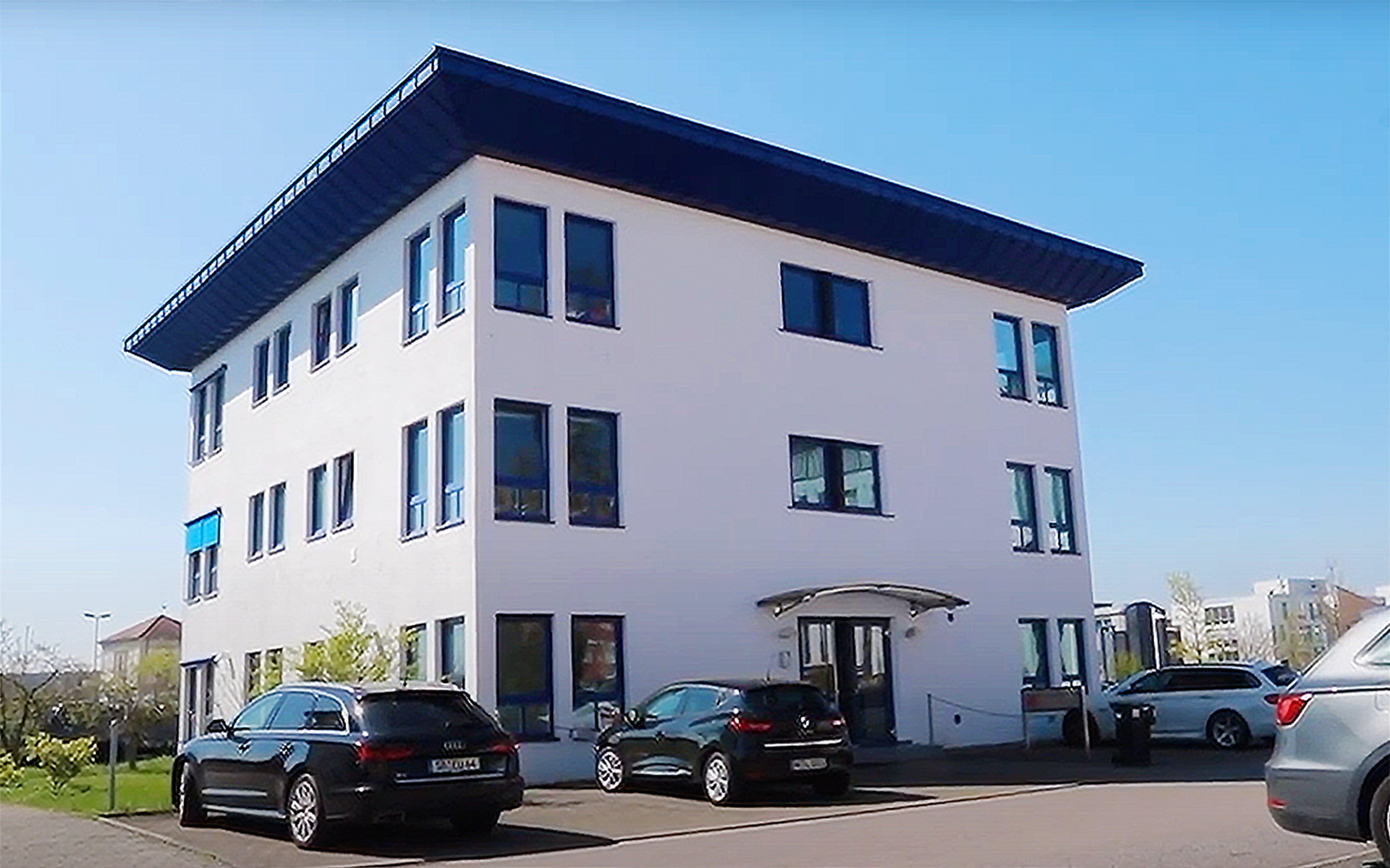 Ambimax Gebäude