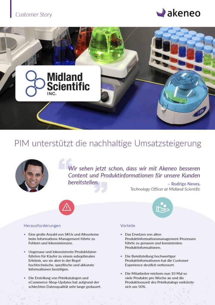 Case Study Vorschau Midland Scientific