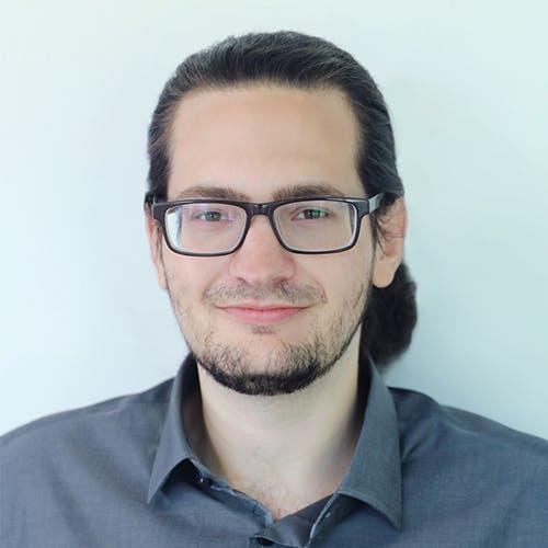 Pascal Kunz Portrait