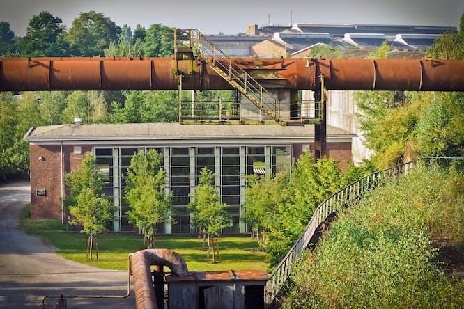 Bild einer Referenz von einer Immobilien- und Industriebeteiligung
