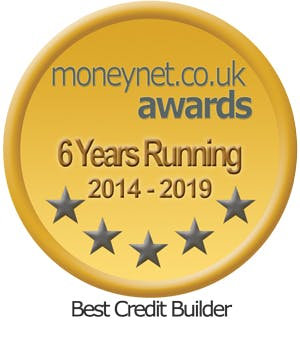 Amigo Loans Best credit builder logo