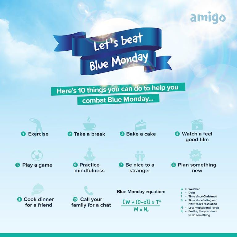 Blue Monday Amigo Loans Roundup