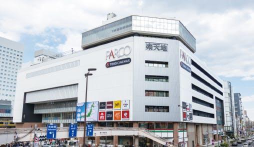 錦糸町PARCO