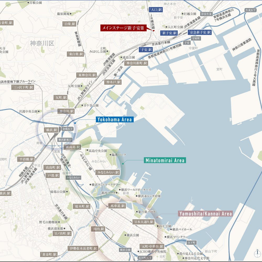 アップデートし続ける横浜とともに暮らす。
