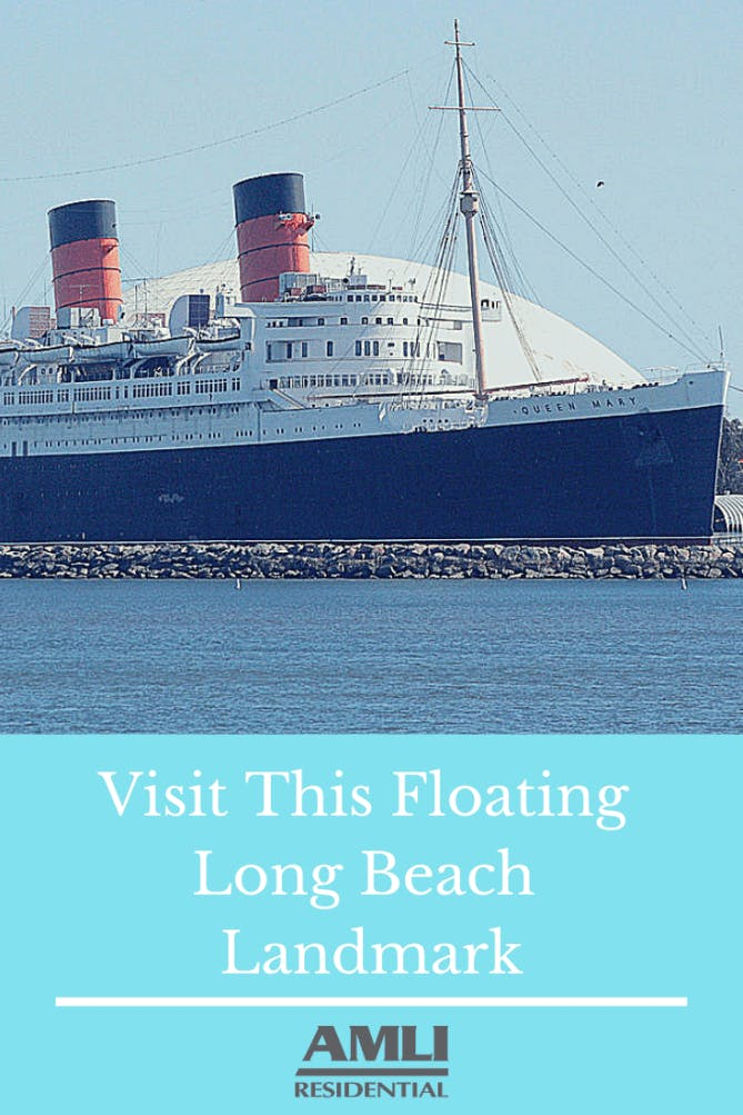 Visit This Floating Long Beach Landmark