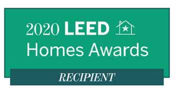 2020 LEED Homes Awards Recipient