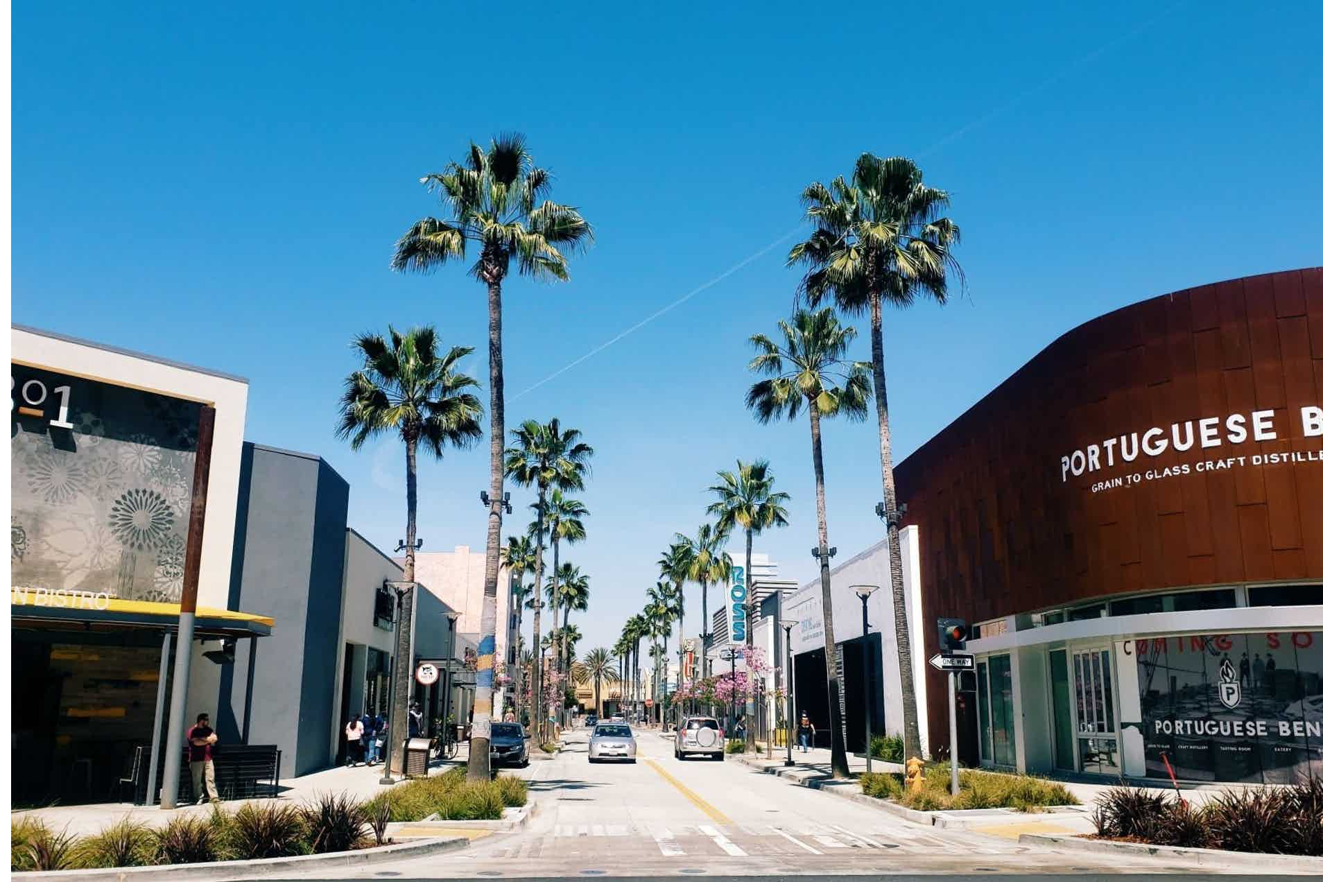 streets of the Promenade