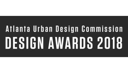 Atlanta Urban Design Commision Award of Excellence