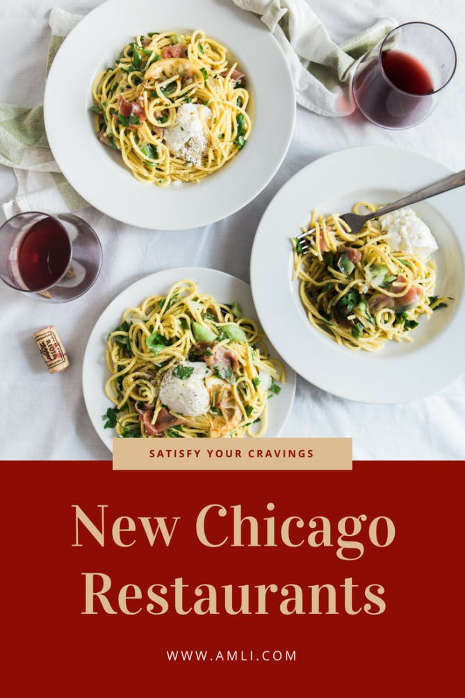 new Chicago restaurants