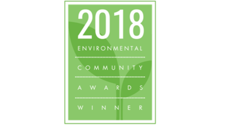 2018 & 2016 City of Plano Environmental Star of Excellence