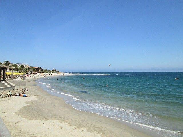 A Beach in Mancora