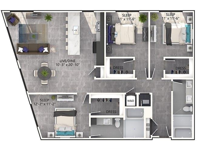 D6P - Midtown Miami