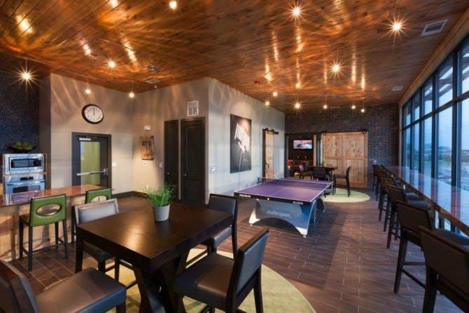 Luxury Frisco Apartment Skybox