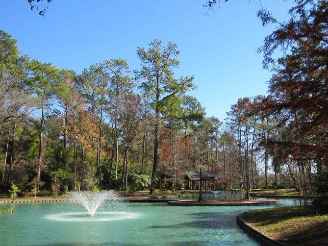 Mercer Botanic Gardens