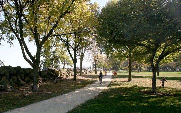 Park in Evanston
