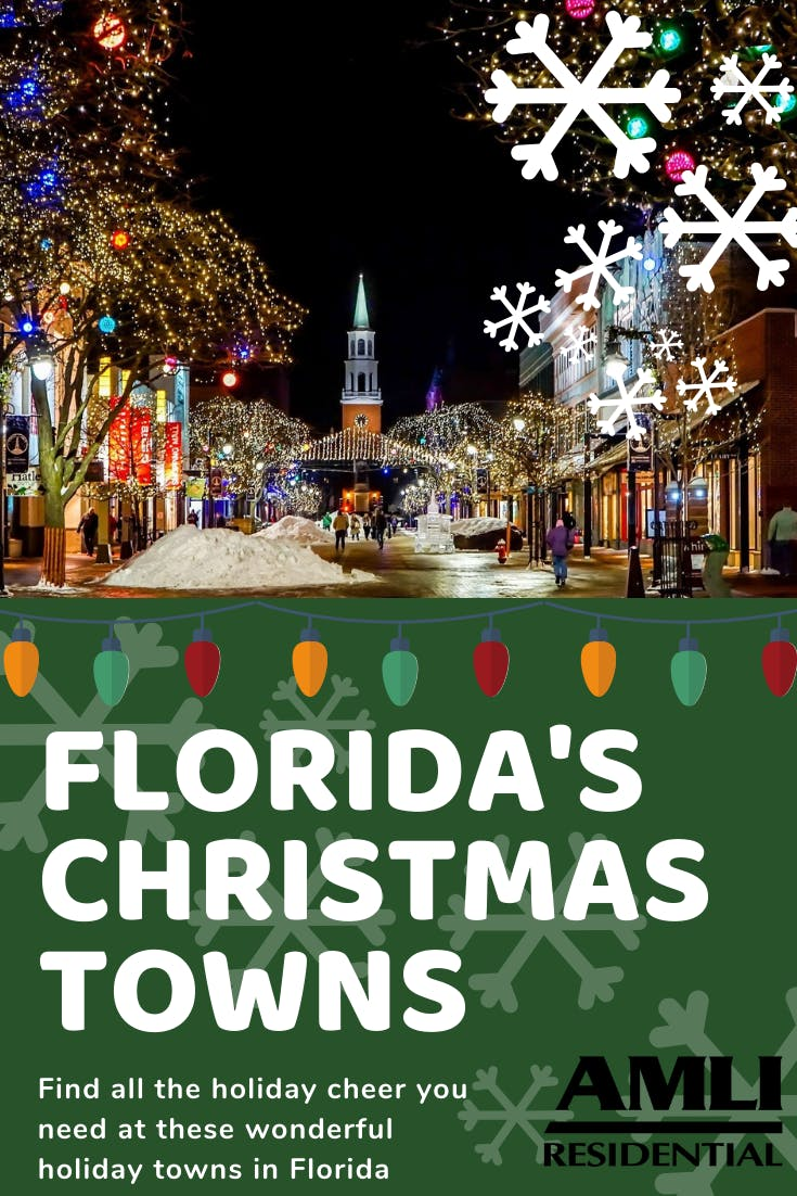 Christmas Towns in Florida