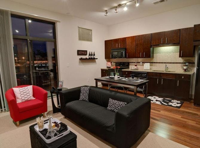 AMLI Old 4th Ward luxury apartments Atlanta