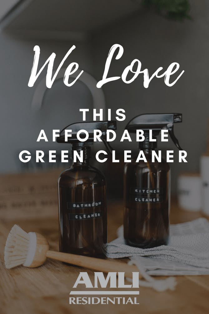 affordable green cleaner