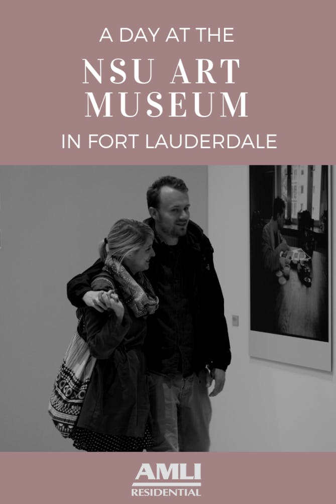 NSU Art Museum in Fort Lauderdale