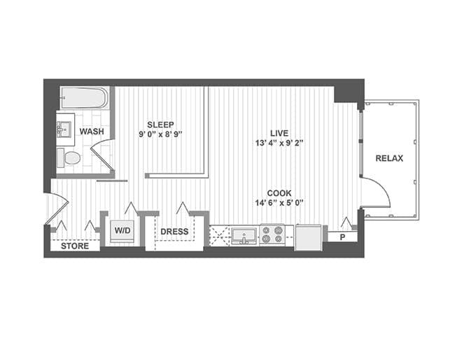E100 - AMLI Lofts