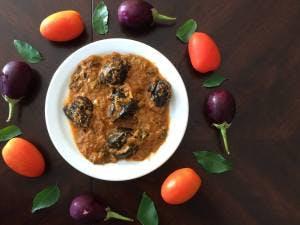 renuka-ganapurams-eggplant-korma
