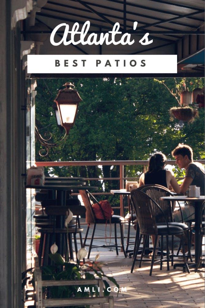 Atlanta's best patios