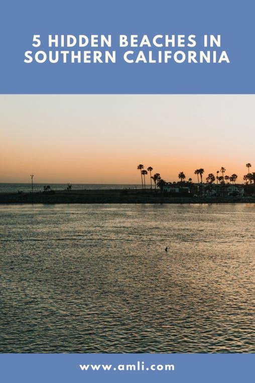 hidden beaches in southern california
