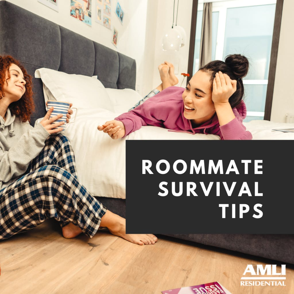Roommate Survival Tips