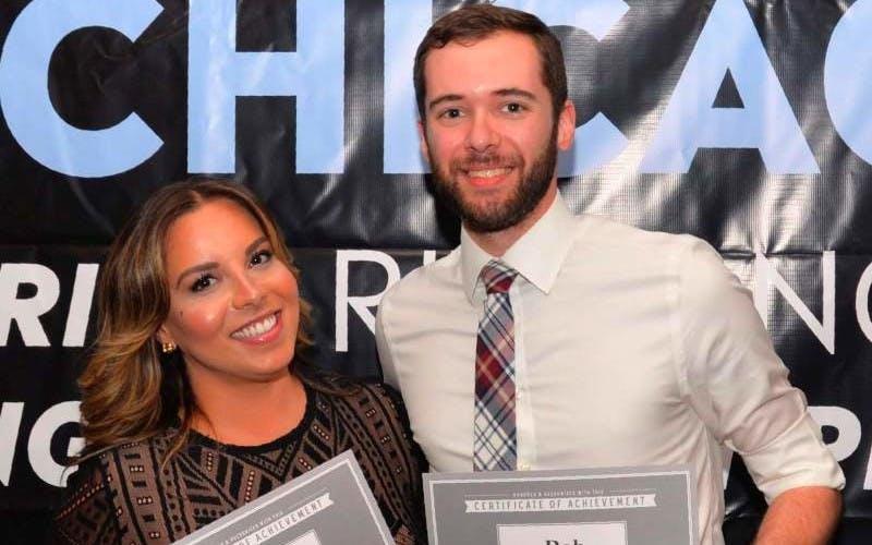 Award-winining AMLI peer trainers