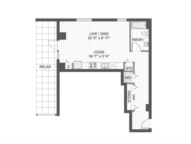 E200 - AMLI Lofts