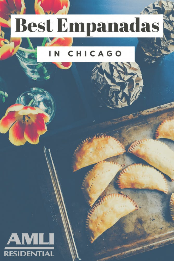 Best Empanadas in chicago