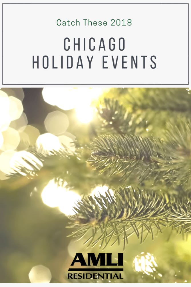 2018 Chicago Holiday Events